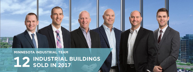 12 Industrial Buildings Sold in 2017