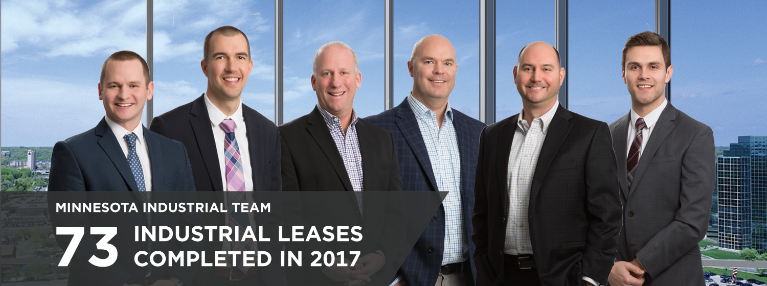73 Industrial Leases Completed in 2017
